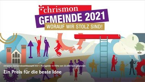 """""""chrismon"""" sucht """"Gemeinde 2021"""""""
