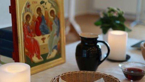 Gudstjeneste i hjemmene
