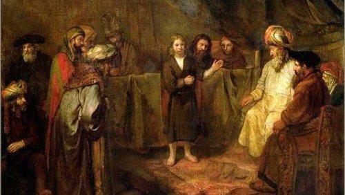 Prædiken til 1. søndag efter helligtrekonger