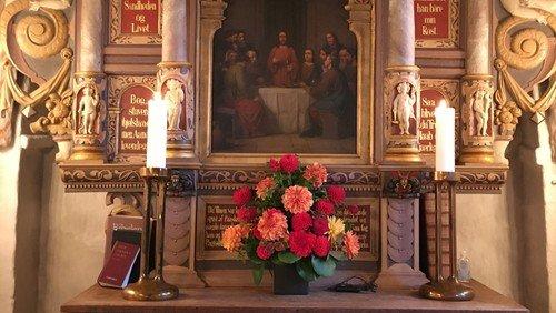 Opdatering om de nyeste corona-retningslinjer i kirken