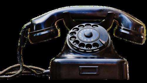 Predigten hören per Telefon