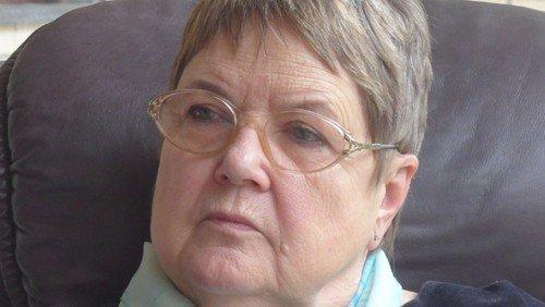 Abschied von Ingrid Gesell