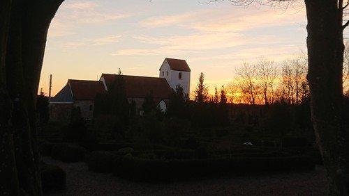 Kort gudstjeneste i Svenstrup kirke søndag den 24. januar kl. 11.00