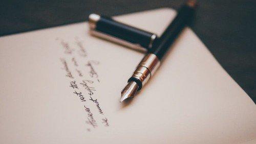 Keeping in touch - a pen pal scheme