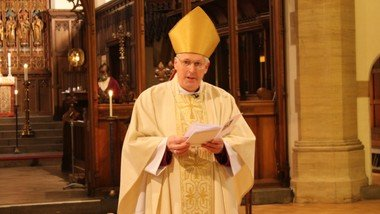 Rt Revd Christopher Chessun, Bishop of Southwark, to lead our worship on the Festival of St Paul