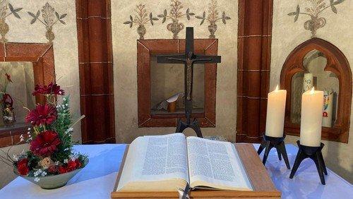 Online-Gottesdienst aus der Hospitalkirche in Biedenkopf