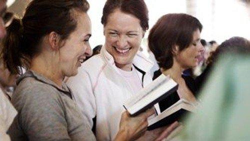Gudstjenesten er et træningsprogram 2