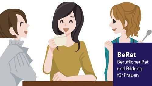 BeRat Beruflicher Rat und Bildung für Frauen