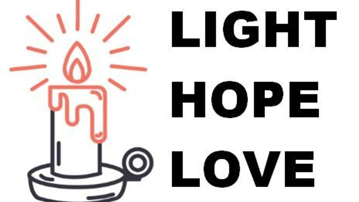 LIGHT HOPE LOVE