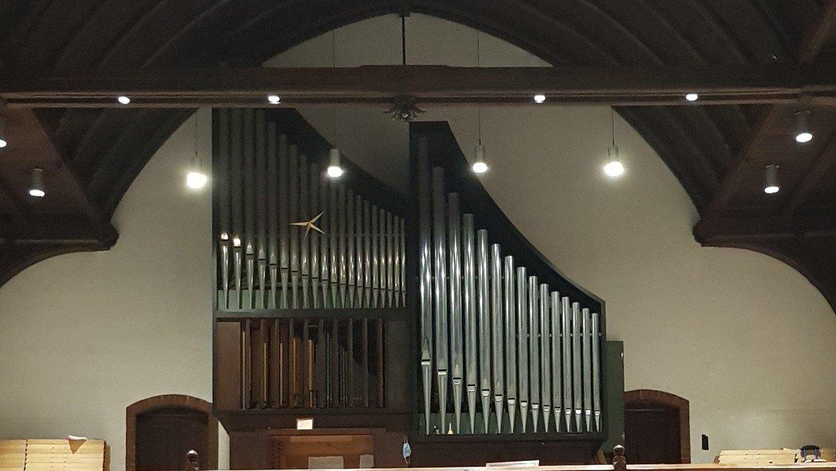 Unsere Weigle/ Sebastian Orgel wird 50