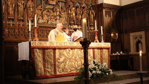 St Paul's Patronal Festival:  Conversion of St Paul (24/01/2021)