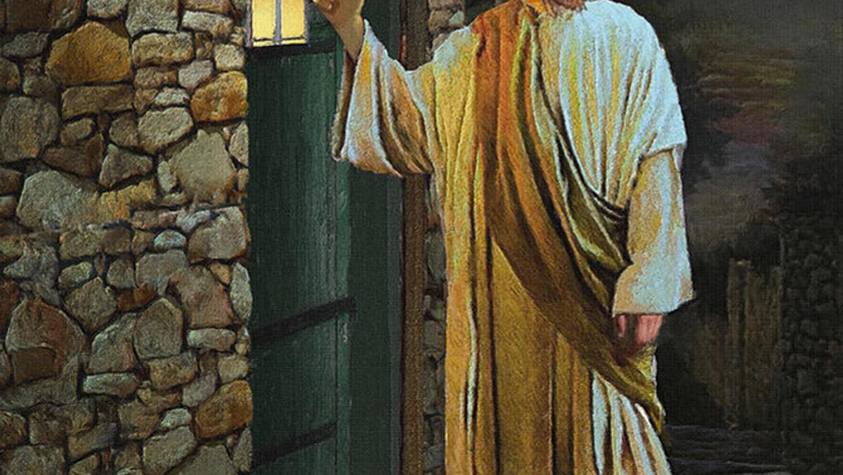 Gudstjeneste med nadver