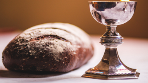 Common Worship Service of Holy Communion - Sunday 24th January