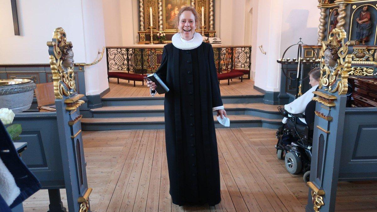Velkommen til Helle Hentzer - ny præst i Hørsholm og Rungsted
