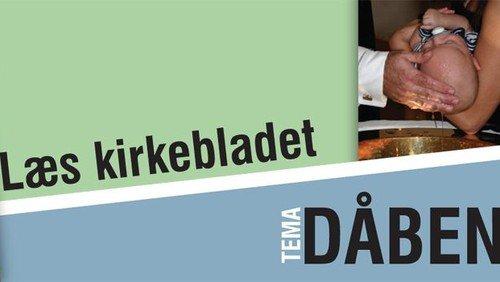 Kirkeblad - marts, april og maj 2013