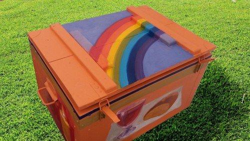 Hoffnungszeichen Regenbogen