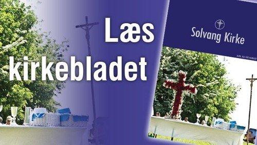 Kirkeblad - juni, juli og august 2014