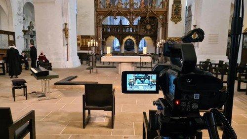 Dom zu Lübeck: Digitaler Gottesdienst zum Gedenktag für die Opfer des Nationalsozialismus