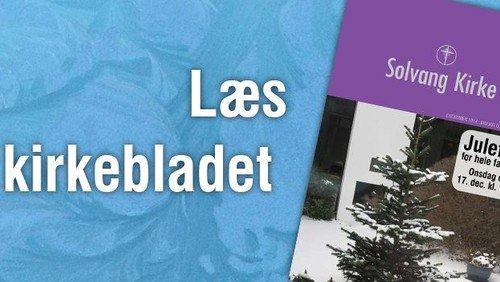 Kirkeblad - december 2014 - februar 2015