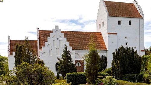 Kirkeklumme februar 2021