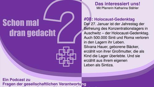 Podcast zum Holocaust-Gedenktag: Erinnerungen und Erfahrungen