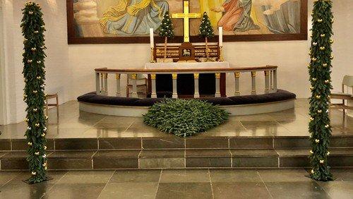 Davids kirke fejrer 110 års fødselsdag