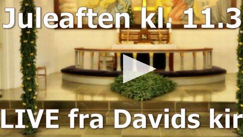 Aflysninger OG live-transmission 24/12 11.30