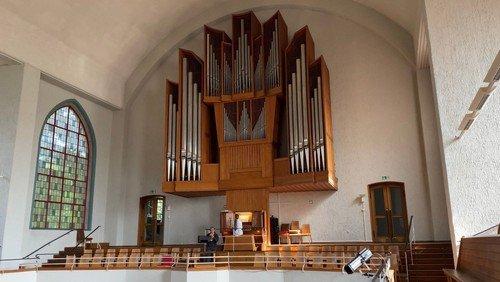 Musik aus der Christuskirche