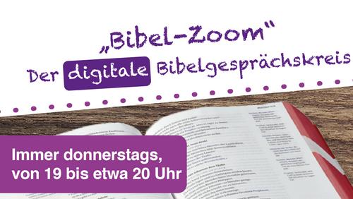 Digitaler Bibelgesprächskreis