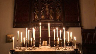 Presentation of Christ in the Temple: Candlemas (31/01/2021)