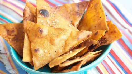 Nachos aus der Luruper Kulturküche