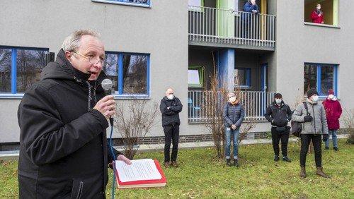 Covid-Quarantänestation für Obdachlose - Stadtmission erweitert ihr Angebot