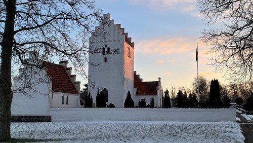 Vinterhilsen fra kirkerne