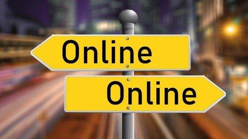 Online aktiviteter - find vej her