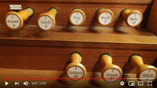 Orgelband DIGITAL - Alle Videos auf einen Blick