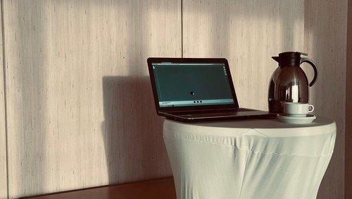 Digitales Kirchencafé
