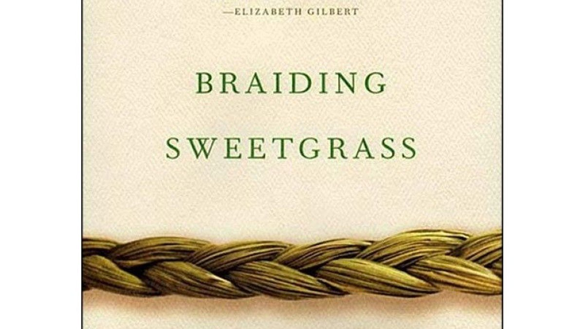 Zoom Book Club Sundays at 1pm until March 28th: Braiding Sweetgrass by Robin Wall Kimmerer