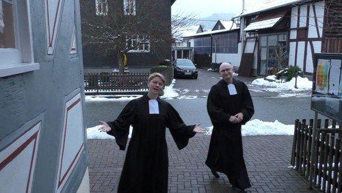 Bereicherndes und Belastendes: Gottesdienst zur Vor-Passionszeit aus Quotshausen