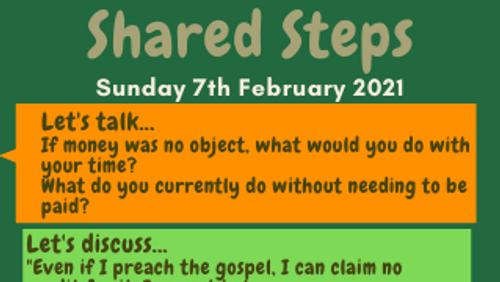 Shared Steps
