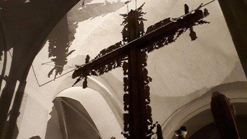 Bericht im NDR - Fernsehen  über das Triumphkreuz im Dom