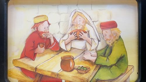 Kindergottesdienst in der Osterzeit
