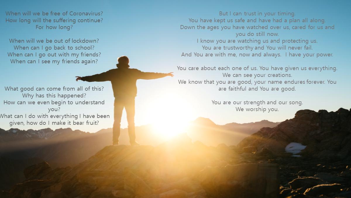St Simon's Youth Psalm