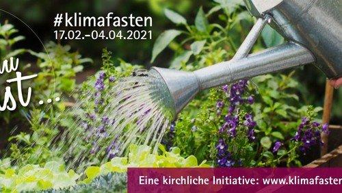 Klimafasten 17.02.–04.04.2021