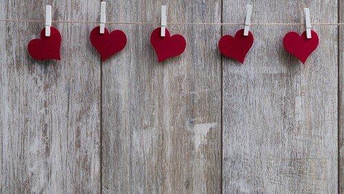 Alles Liebe - zum Valentinstag