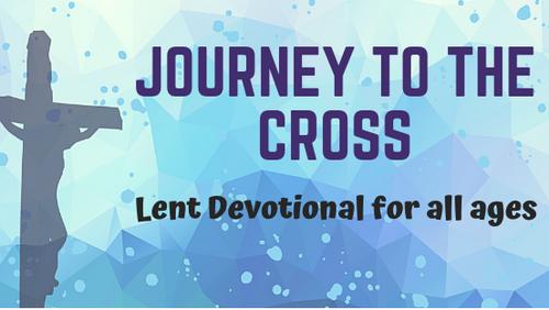 Journey through Lent together