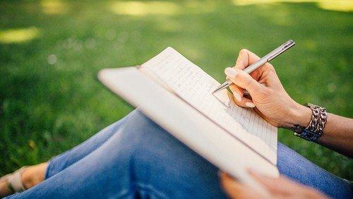 SCHREIB DEINEN TEXT - Schreibwerkstatt - Onlineseminar