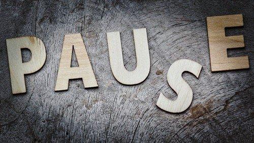 Schalt' die Welt auf Pause - Mehr Ruhe und Gelassenheit im Alltag - Onlineseminar