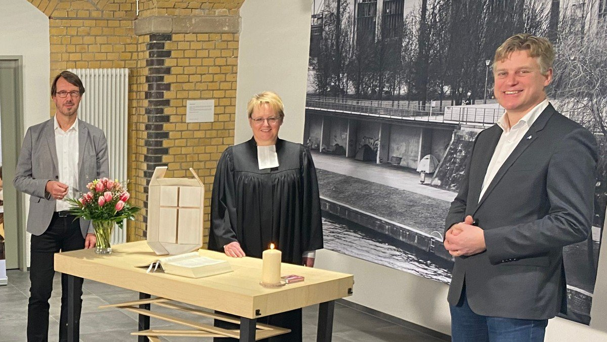 """Neuer Hoffnungsort: Stadtmission eröffnet """"Zentrum am Zoo"""""""