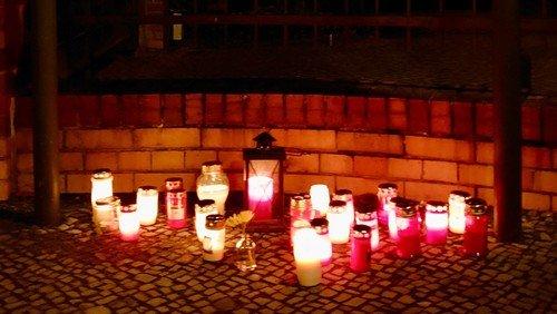Gedenkort für Corona-Opfer