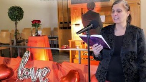 Ökumenischer Gottesdienst zum Valentinstag aus Mornshausen